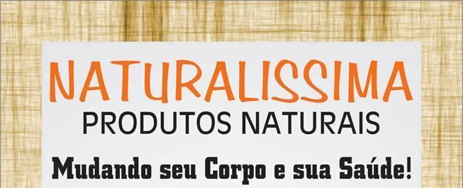 Naturalíssima Produtos Naturais