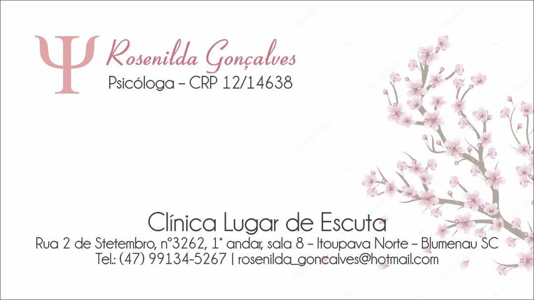 Rosenilda Gonçalves