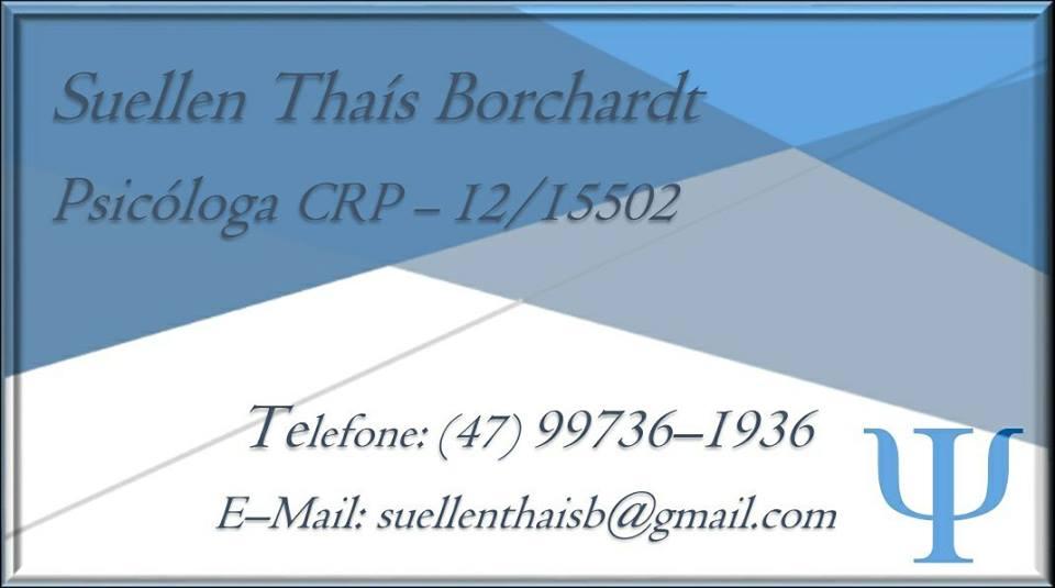 Suellen Thaís Borchardt